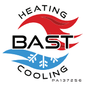 Bast Heating & Cooling Logo